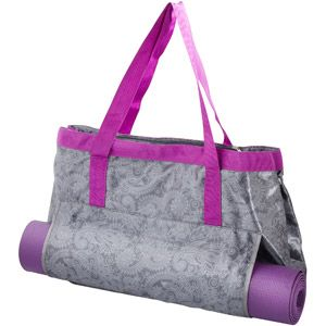 Lotus Deluxe Yoga Tote Wal Mart I So Want This Yoga Tote Workout Bags Yoga Bag