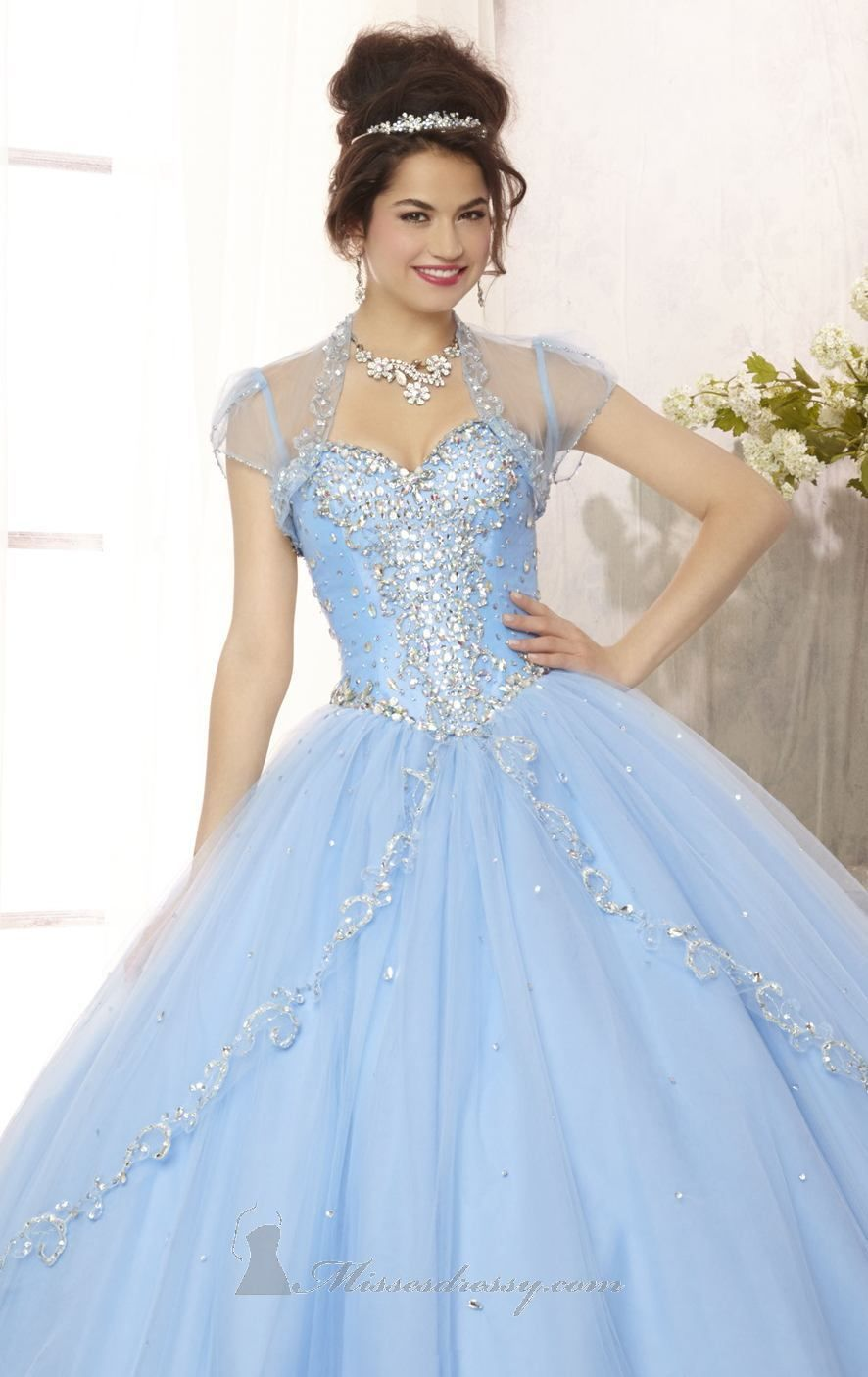 Literally Cinderella\'s ball gown! Mori Lee 88088 by Vizcaya by Mori ...