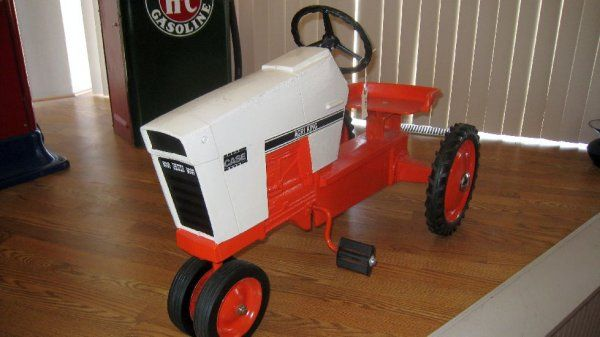Murray Pedal Tractor Restoration : Case pedal tractors google search i