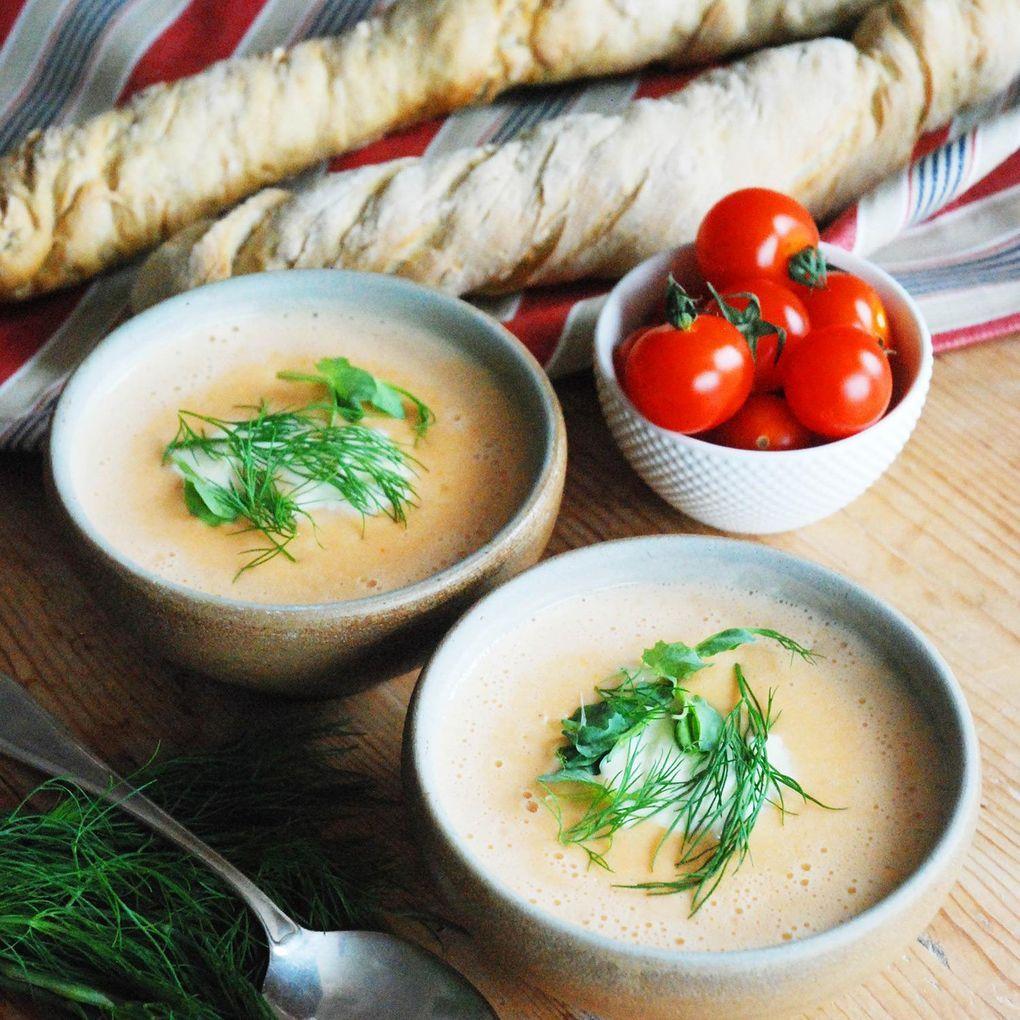 god soppa till förrätt