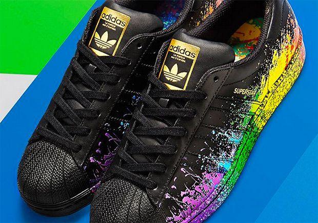 adidas Originals x Stonewall UK