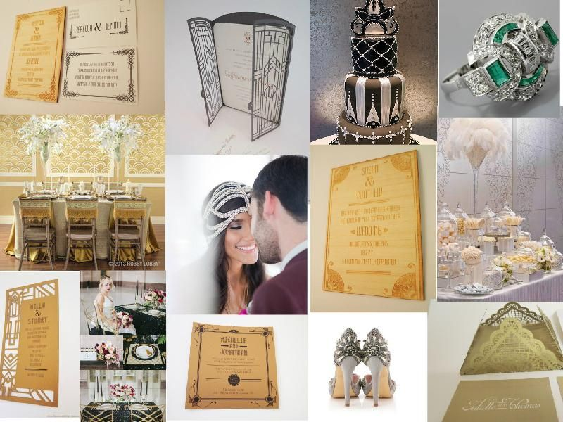 Classic Wedding Invitations | Gatsby Themed Wedding- http://www.classicweddinginvitations.com.au/bridal-clutches/