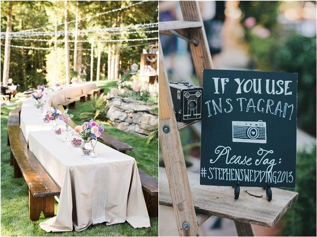 Gallery: Rustic Country Backyard Wedding Decor Ideas   Deer Pearl Flowers