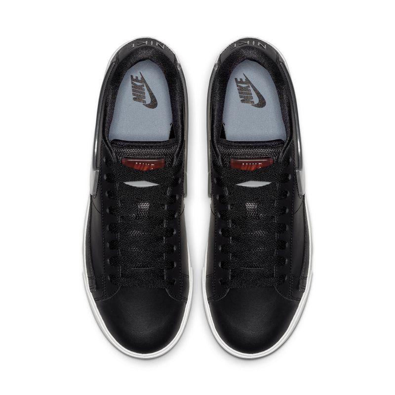 40fe22fcb0 Nike Blazer Low Lux Premium Women's Shoe - Grey | Products in 2019 ...
