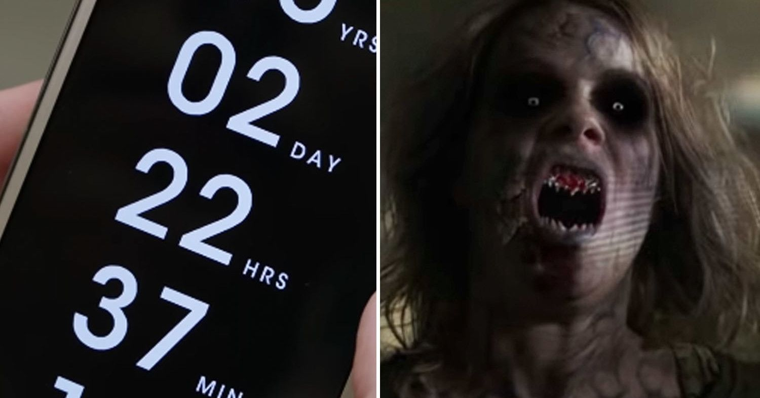 Countdown Has A Trailer And It Looks Like If Final Destination And Unfriended Had A Baby Horror Movies Halloween Movies To Watch Newest Horror Movies