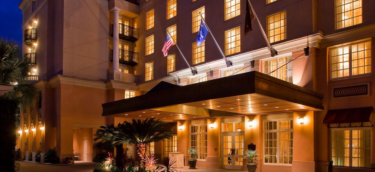 Hotel In Charleston Sc Marriott