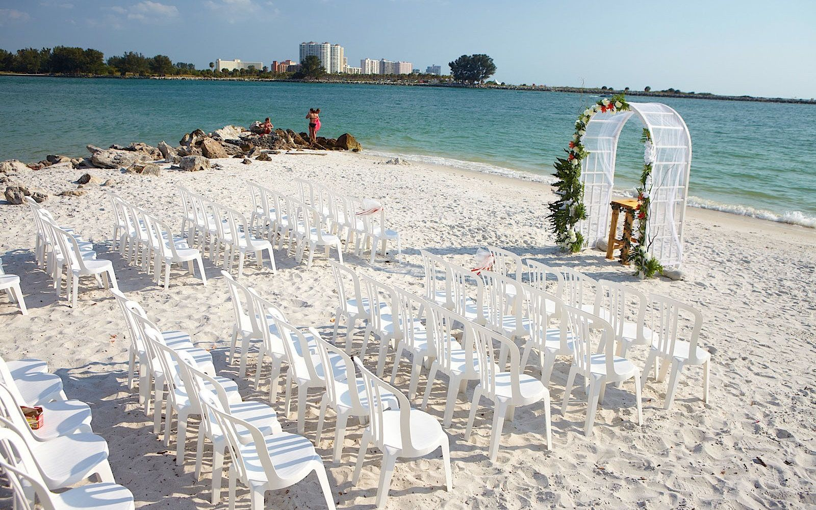 Beach Ceremonies Application | Clearwater, FL Special Events