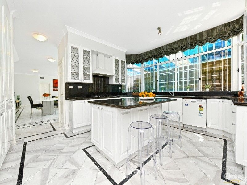 Enormous State Of The Art Kitchen   #kitchens