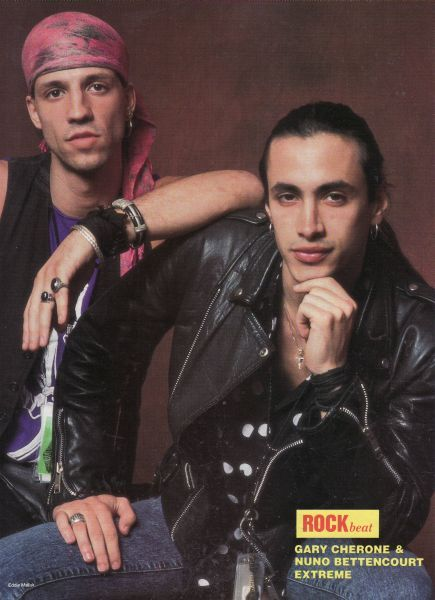 Gary Cherone And Nuno Bettencourt