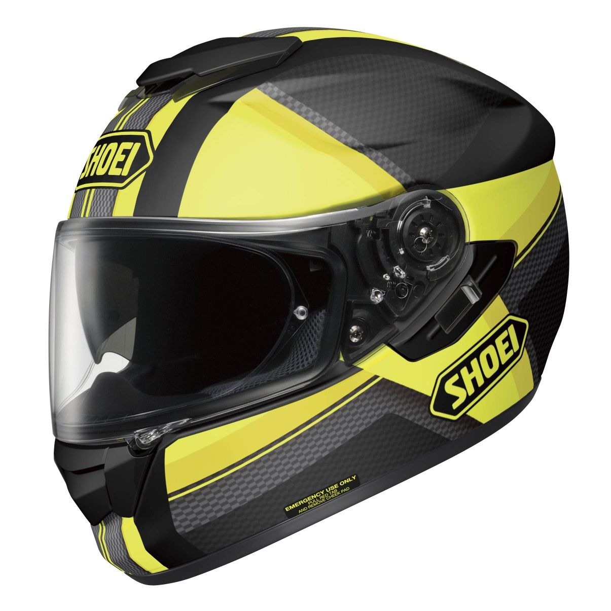 Shoei GTAir Exposure Motorcycle helmets