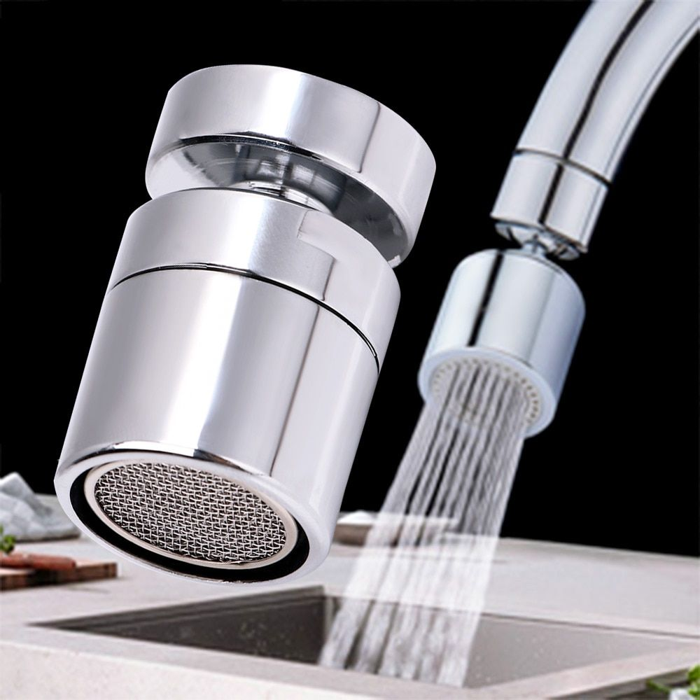 High Quality Brass External Thread Kitchen Faucet Sprayer Nozzle