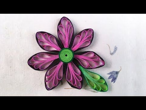 Quilling comb flower quilling flowers tutorial paper quilling quilling comb flower quilling flowers tutorial paper quilling youtube how to do quilling mightylinksfo