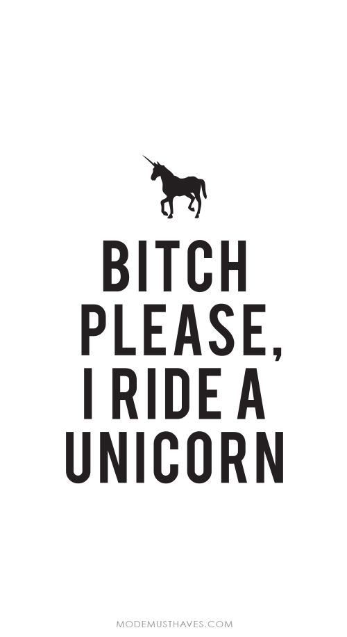 Iphone Or Android Unicorn Quote Background Wallpaper By