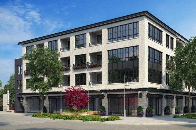 Modern Brick Apartment Building bayswater condos | kitsilano vancouver bc | 2468 bayswater street