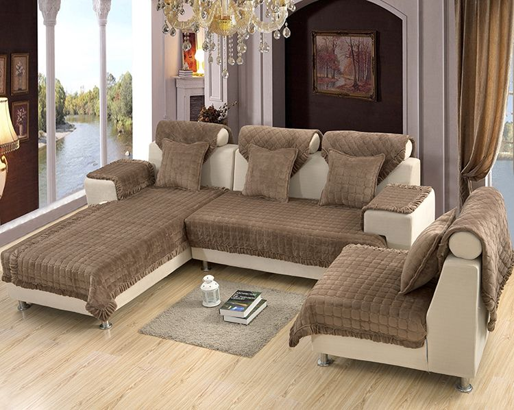 Sectional Sofa Slip Covers In Today S Market A Full Protection For Your Marvelous Piece Sectional Couch Cover Sectional Sofa With Chaise Couch Covers