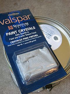 Add Valsparu0027s Paint Crystals To Any Gallon Of Paint To Add A Sparkling  Finish To Your Walls! This Is Dangerous Knowledge LOL