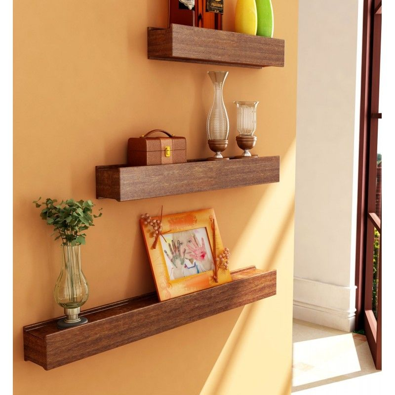 88bca91dc24 Buy floating Wall Shelf Online Mumbai at best price. Buy Modern and Stylish  floating wall shelves Online . Decorate your wall with our huge collection  of ...