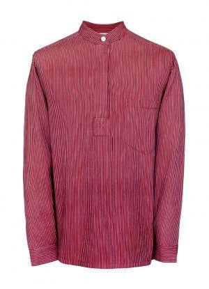 Eisenhans Fischerhemd rot | Nähen | Pinterest | Eisenhans, Rot und Nähen