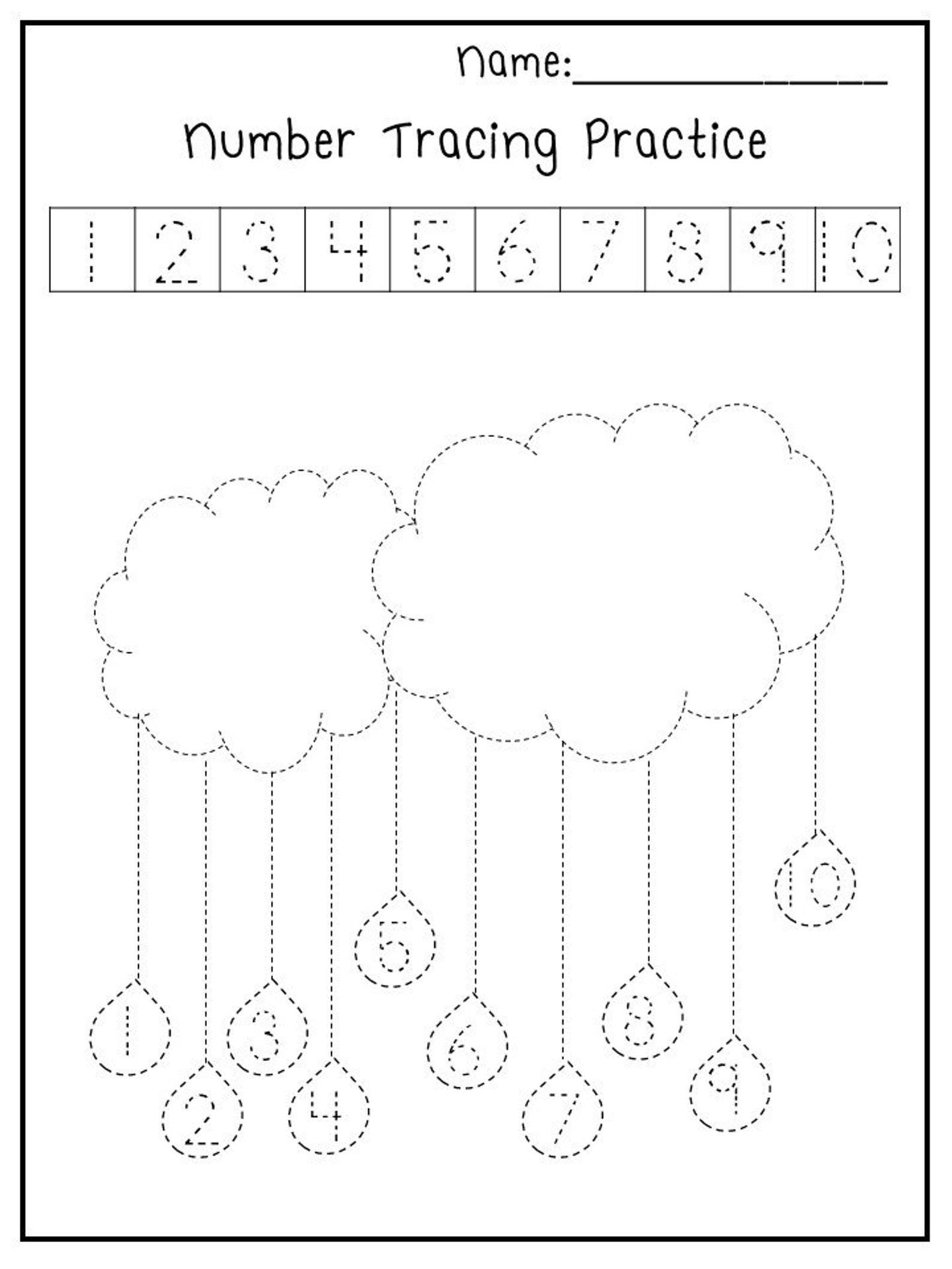 Pin On Worksheet Numbers