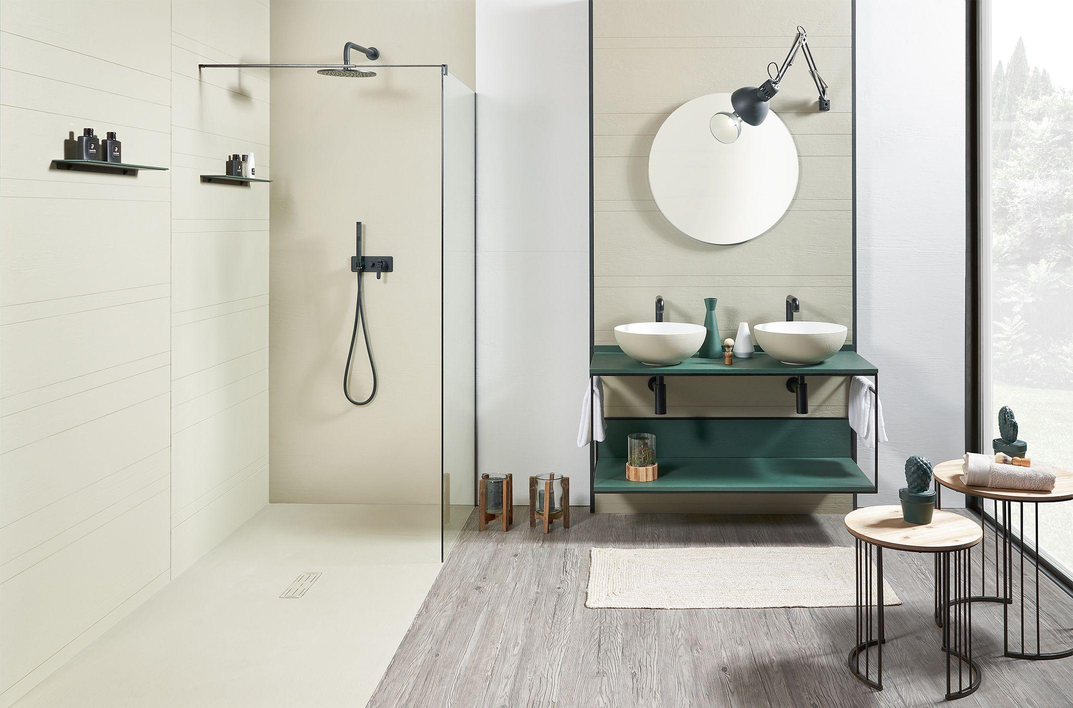 Panel Decor en 2020 | Panel de baño, Platos de ducha ...