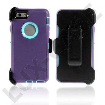 Benzon (Violetti / Sininen) iPhone 6 Kotelo