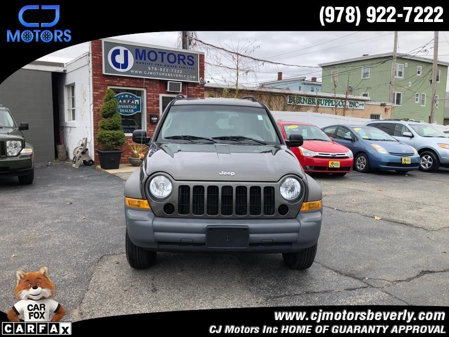 Jeep Liberty 2006 In Beverly Danvers Salem Peabody Ma Cj Motors Inc Cj 1146 Jeep Liberty Danvers Jeep