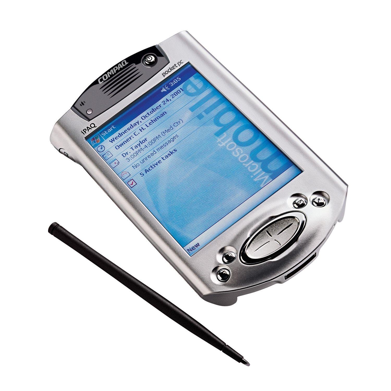 Compaq iPaq H3870 Pocket PC (2002)