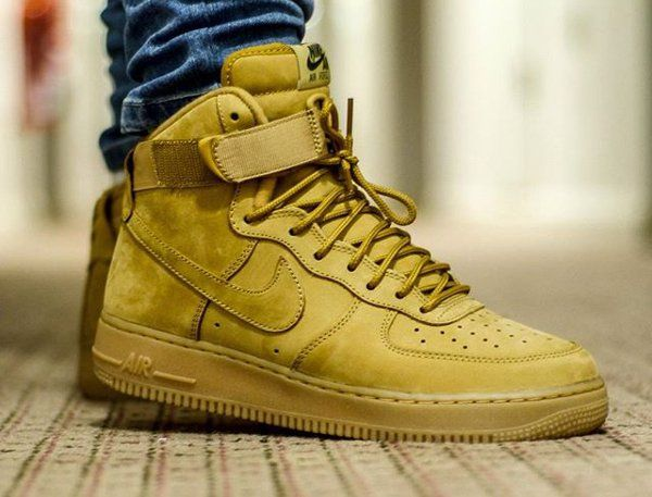 nike air force 1 montante femme couture