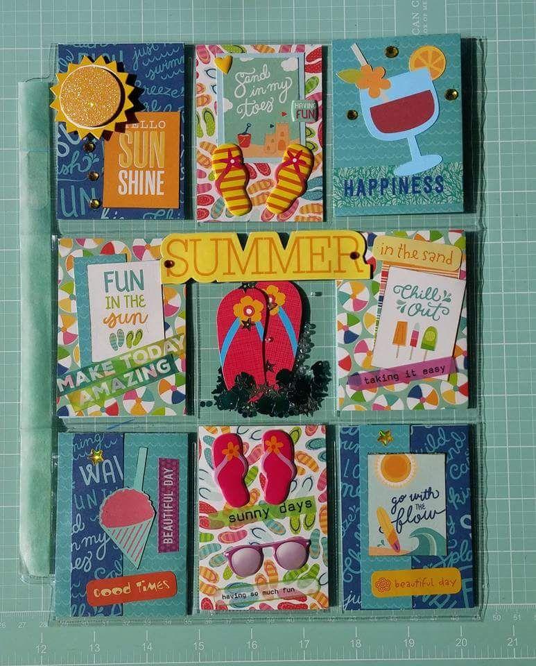 Summer Pocket Letter