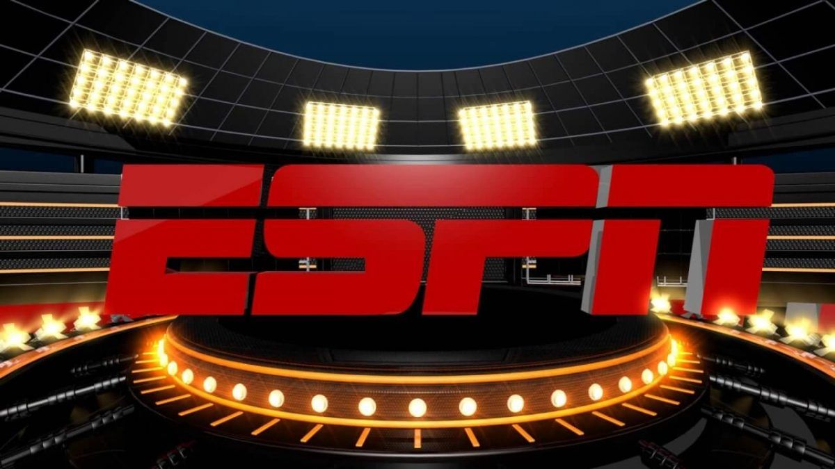ESPN in 2020 Espn, Sports scores, Live events