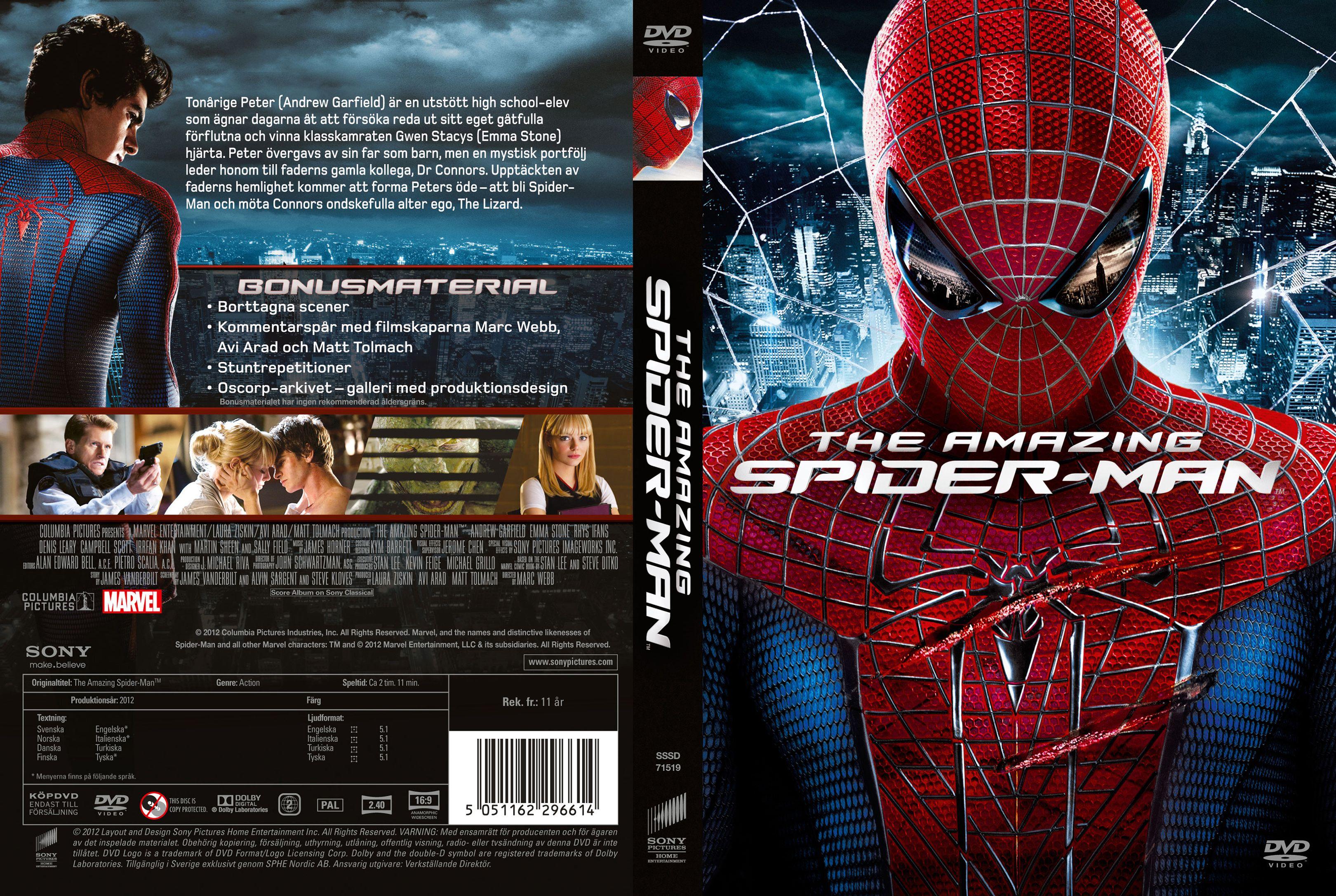 The amazing spider man streaming ita