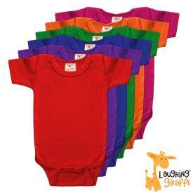 Short sleeve Bodysuit to personalize little motif