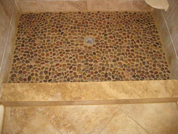 Shower floor tile design ideas Shower tile installation www