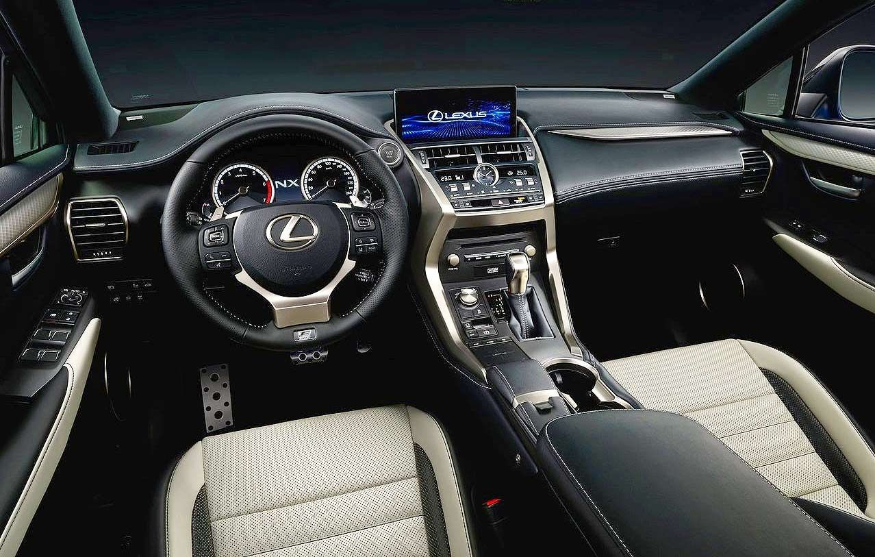 2019 Lexus NX F Sport Review and Redesign Lexus suv