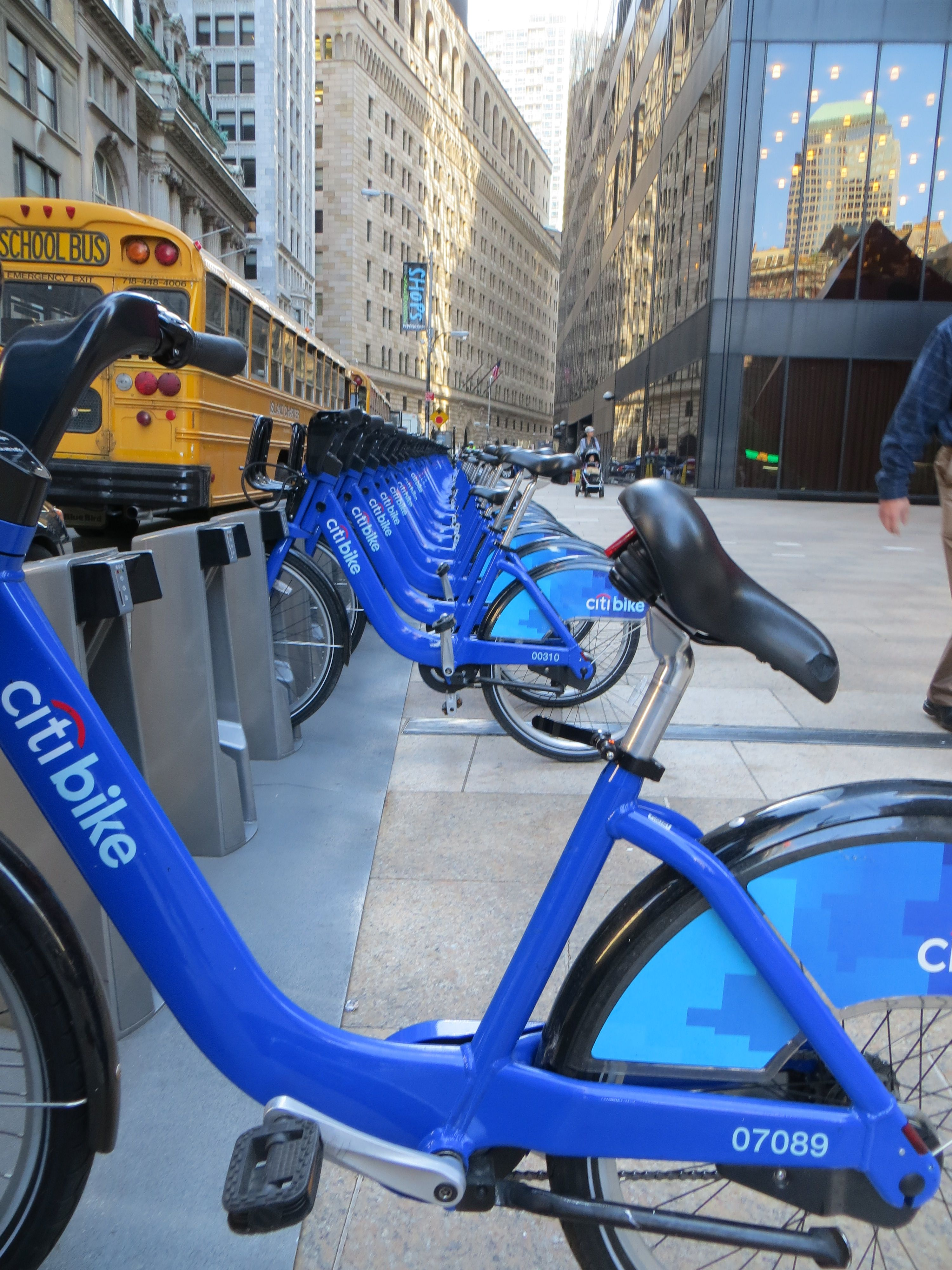 NY, rent a bike