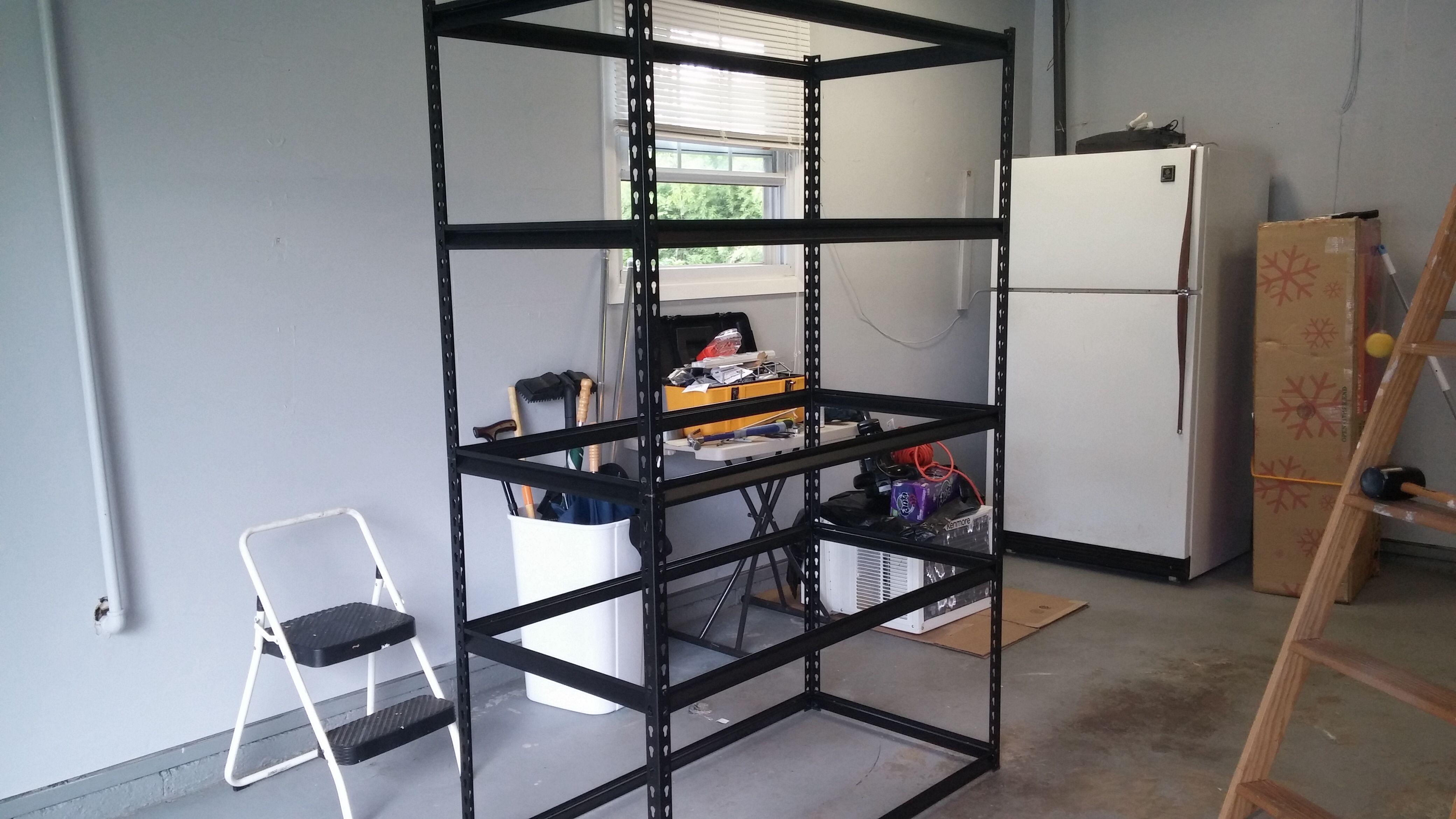 Gorilla Shelves From Home Depot