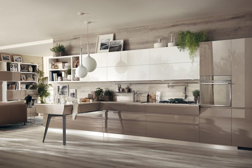 scavolini cucine moderne | kitchen | pinterest | arredamento, Hause ideen