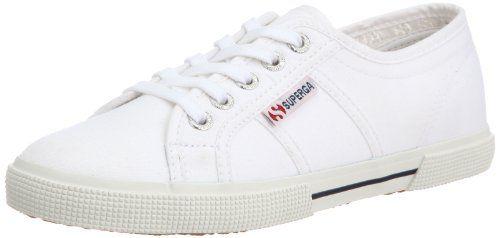 Superga Schuhe Sneaker 2210 Slipper Macramew 901 White Gr 38
