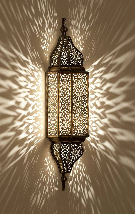 Moroccan Lamp Sconce Wall