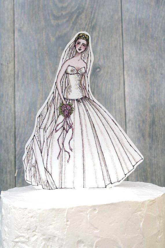 Ballroom Beauty Paper Bride Doll Mix and Match - 19100 #bridedolls
