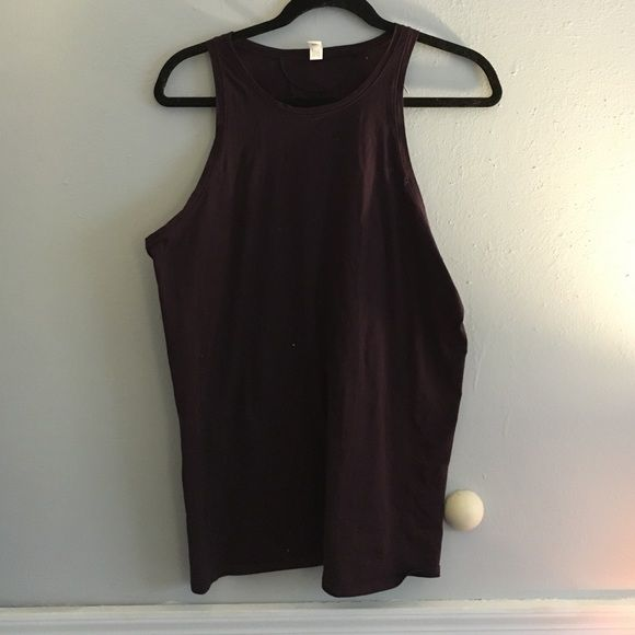 Under armour tank Worn once! Amazing condition! Under Armour Tops