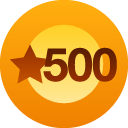 500 Likes! Thanks to My All Great Friends Love you All for Your Support