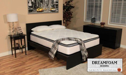 DreamFoam Bedding Ultimate Dreams Pocketed Coil Ultra Plush Pillow Top Mattress with Latex, Full >>> See this great product. (This is an affiliate link) #HomeDecoration #pillowtopmattress DreamFoam Bedding Ultimate Dreams Pocketed Coil Ultra Plush Pillow Top Mattress with Latex, Full >>> See this great product. (This is an affiliate link) #HomeDecoration #pillowtopmattress