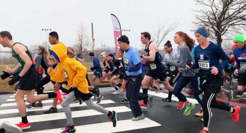 Northeast Philly parish's 5K race draws 400 to the finish