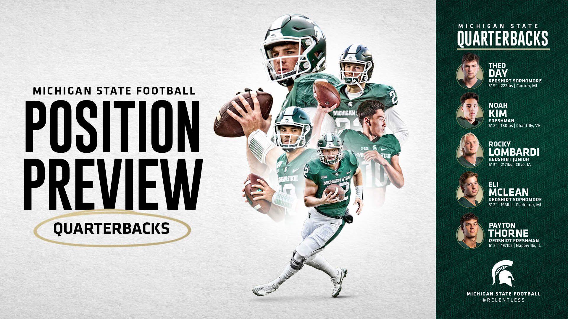 Michigan state college football recruiting michigan