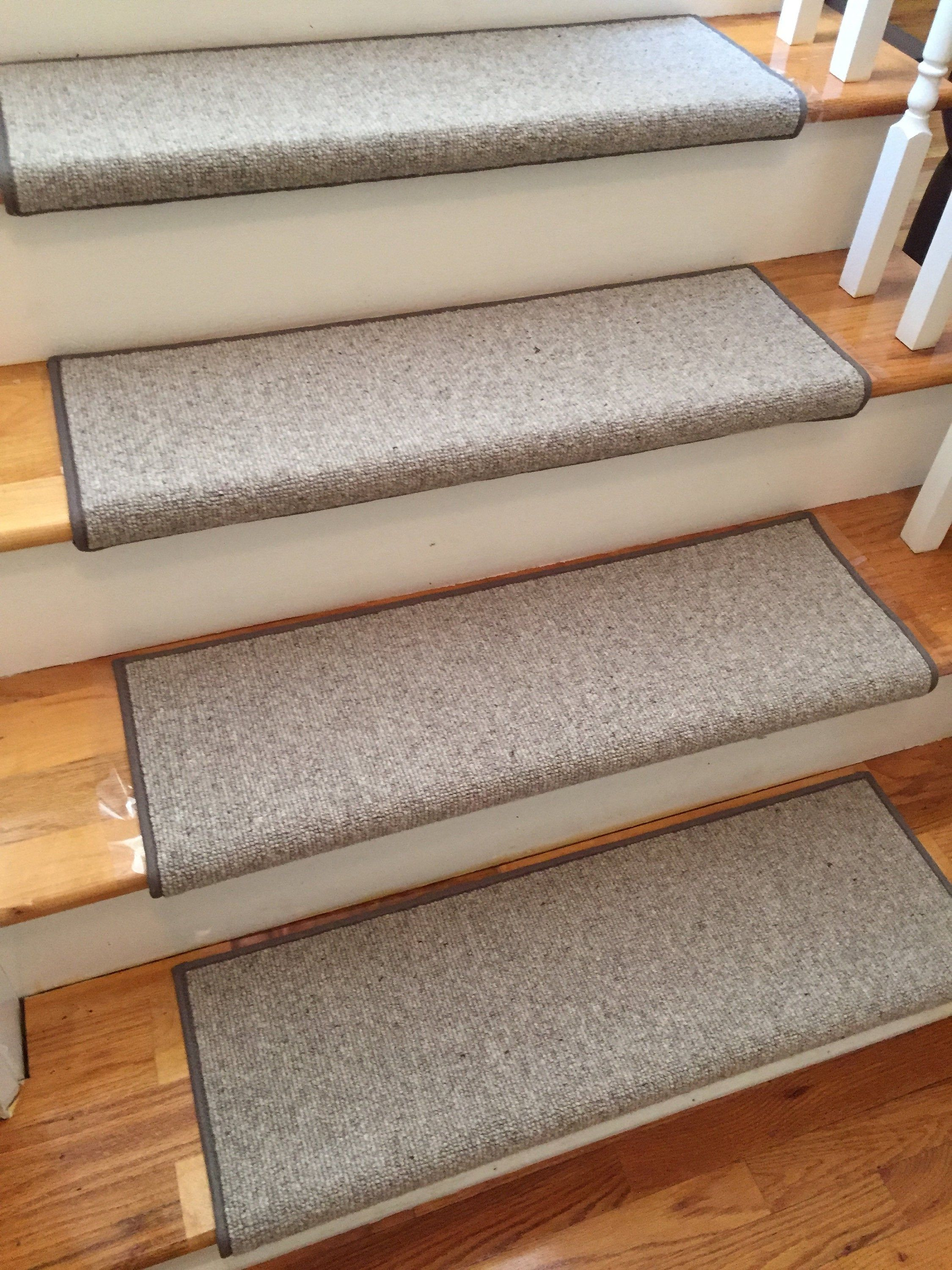 Morocco Stone 100 Wool True Bullnose Padded Carpet Stair Etsy Carpet Stairs Carpet Stair Treads Deep Carpet Cleaning