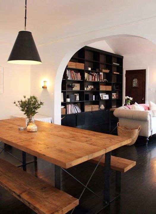 Nice dining table