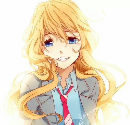 You Lie In April Gambar Manga Animasi Gambar Anime