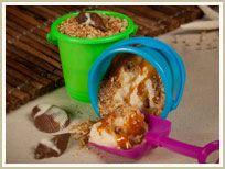 Blue Bunny® Sand Bucket Sundae