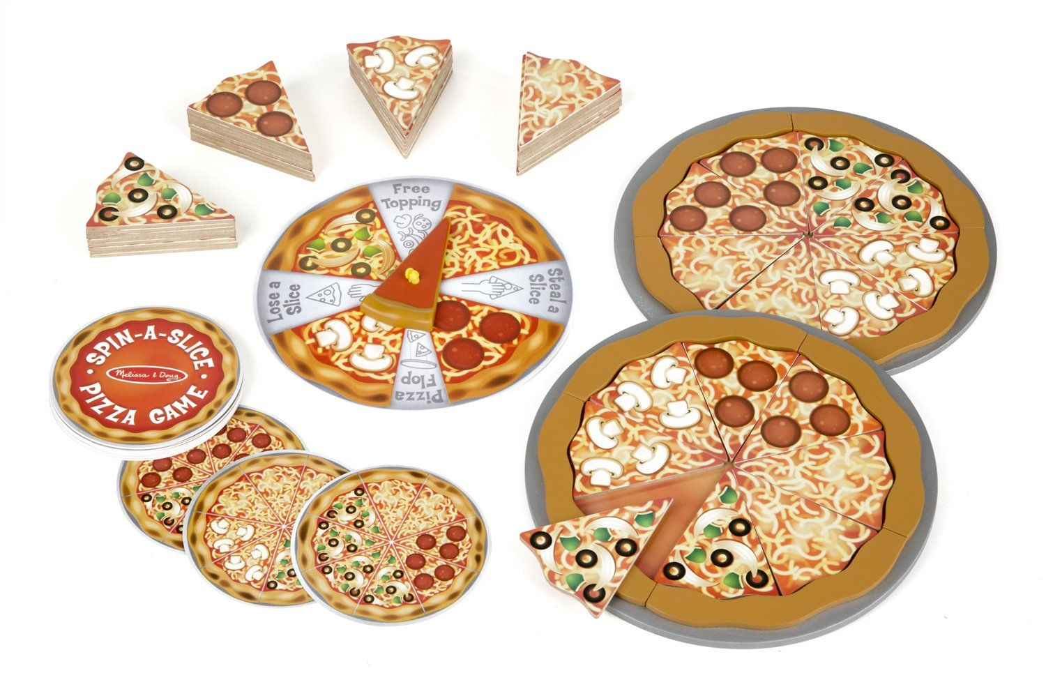 Melissa KidsGamesCollection Pizza games, Games for kids